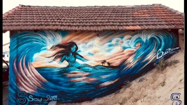 Contis Graffiti Tour