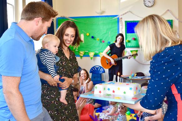 Birthday Party, Alexandra Palace Community Center, London