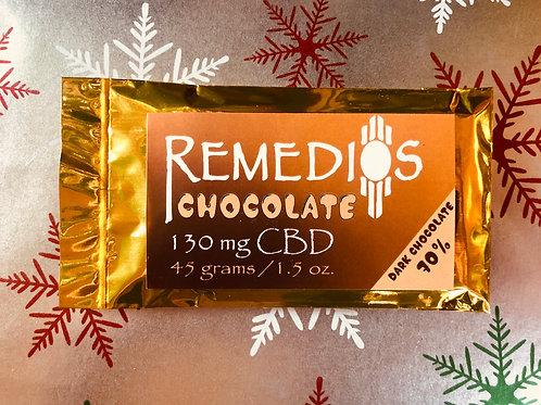 Remedios Chocolate Bar