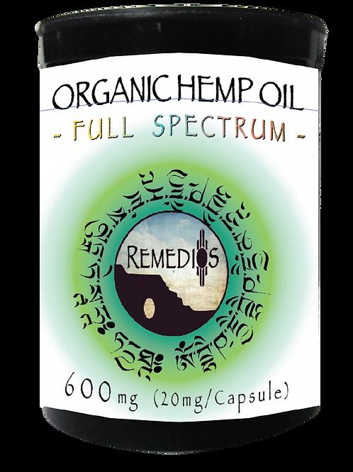 Gel Capsules 20Mg/ml (30ct)
