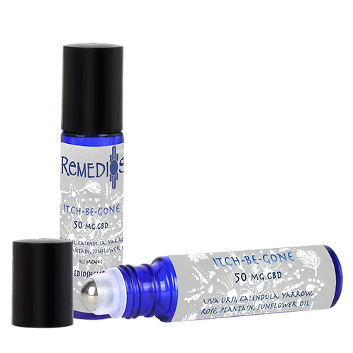 Itch-Be-Gone Roller with 10 mg CBD