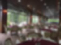 太白カントリークラブ レストランホール