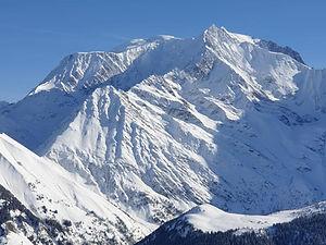 Mont Blanc de Philippe avec l'aiguille e