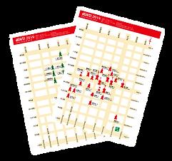 祇園祭オリジナルマップ