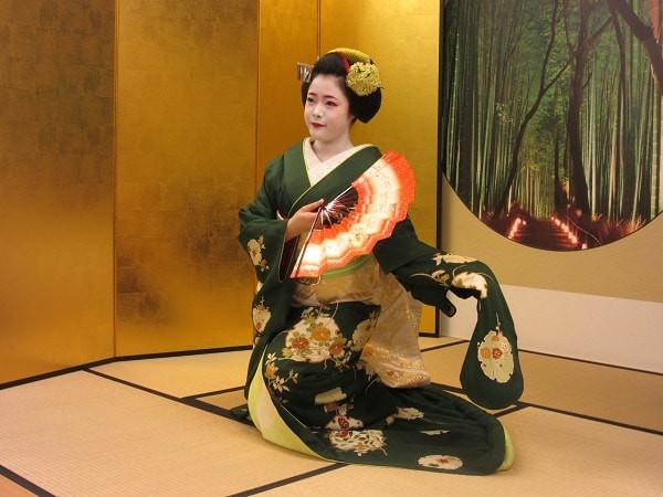 京都舞妓鑑賞