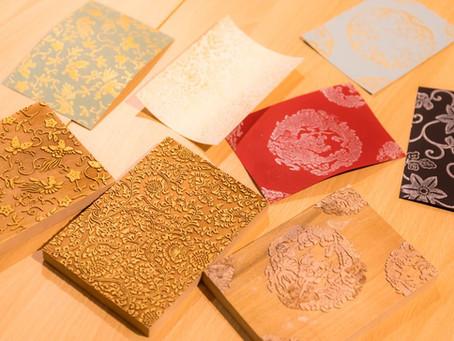 KYO KARAKAMI Experience (Traditional Wood Block Printing) - KARAMARU -
