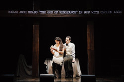 Emily Shackelford in Indecent at Baltimore Center Stage
