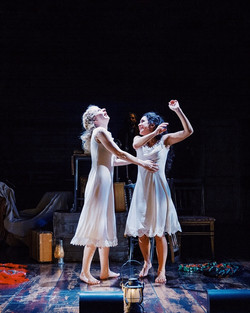 Emily Shackelford in Indencet at DC Arena Stage (photo by C. Stanley Photography)