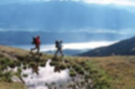 Wandern am Mirnok