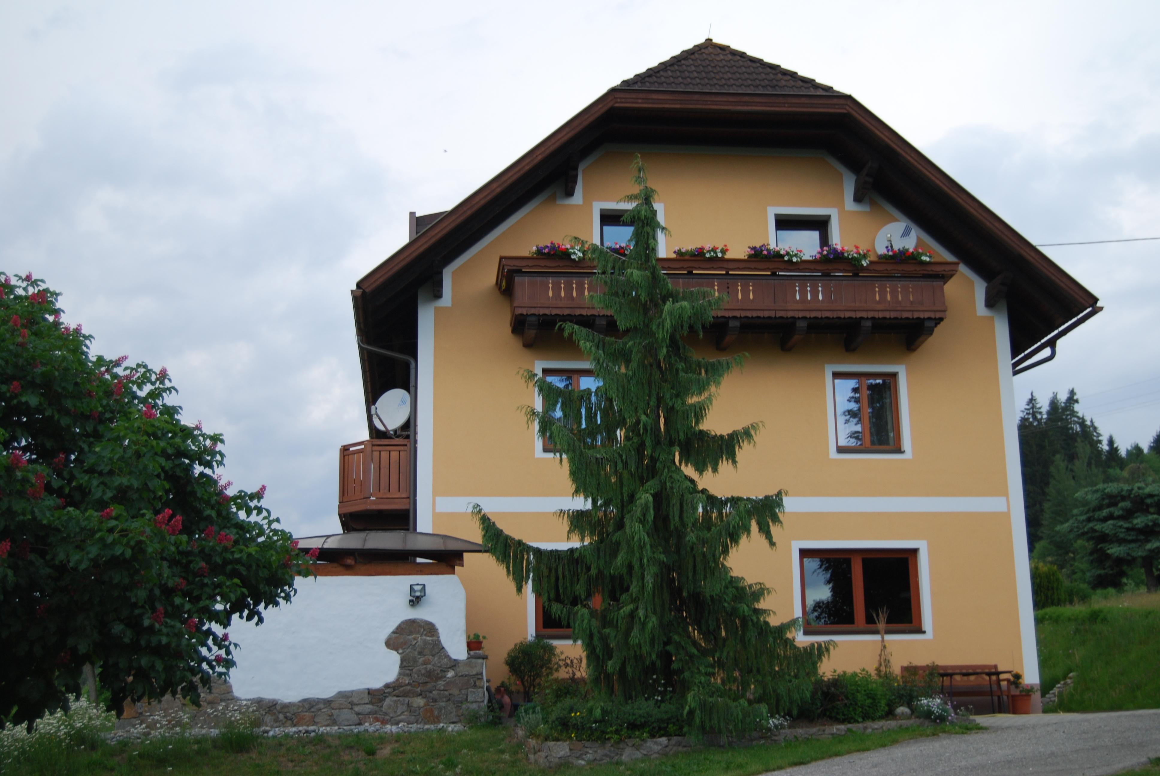 Haus von Osten
