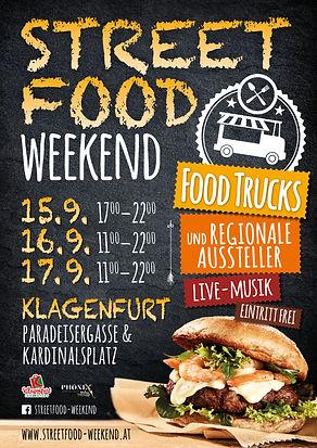 Streedfood Weekend