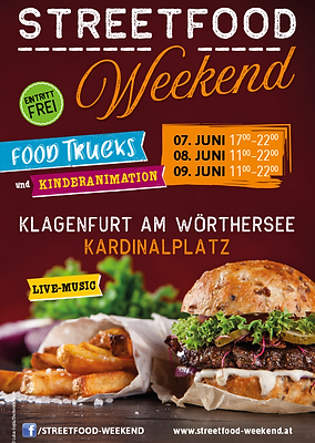 Streetfood Weekend Klagenfurt