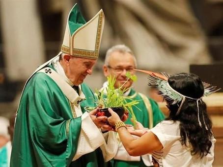 """O Sínodo nos levou a uma nova maneira de ser Igreja, mais próximos, sem muita pressa""""."""