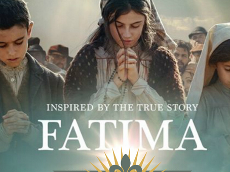 Fátima: O filme católico de 2020.