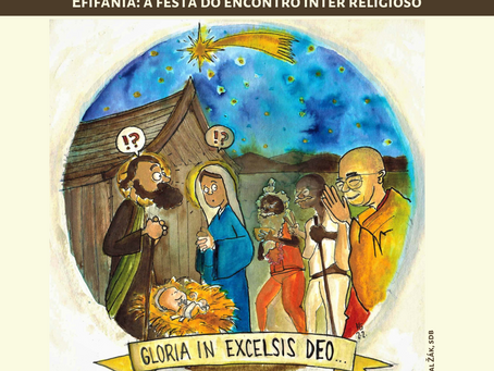 Epifania, a festa do encontro inter-religioso.