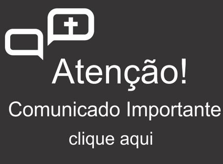 Comunicado!