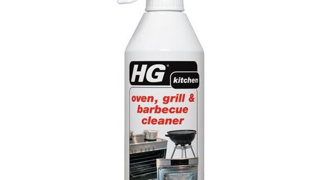 HG Oven, Grill & Barbeque Cleaner