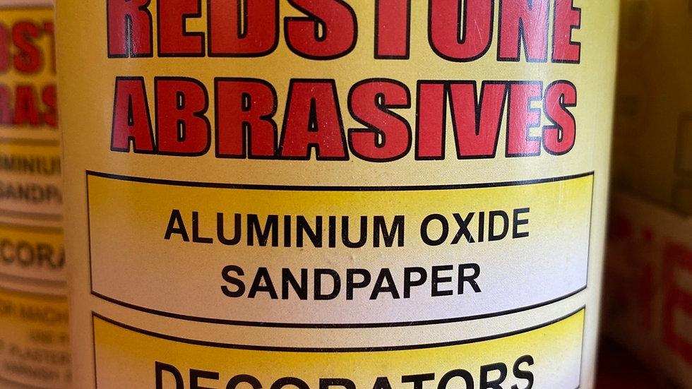 Aluminium Oxide Sandpaper - 5m