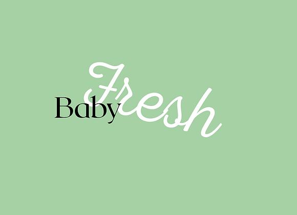 Baby Fresh Wax Melts