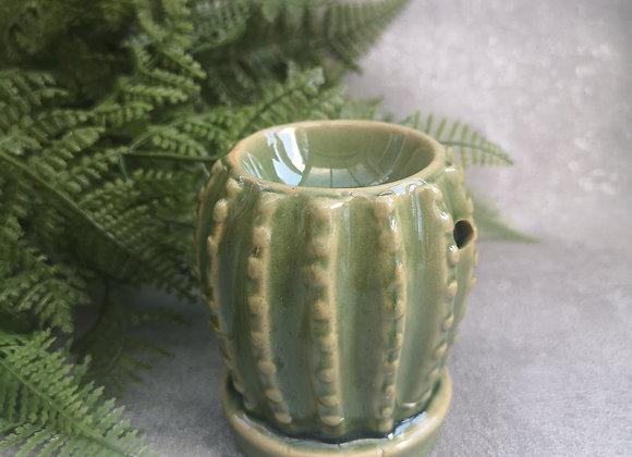 Small Cactus Burner (Green)
