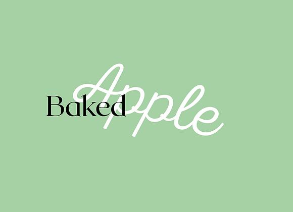 Baked Apple Wax Melts