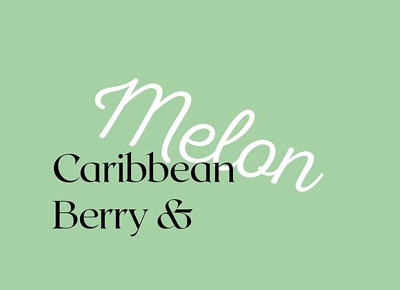 Caribbean Berry & Melon Wax Melts