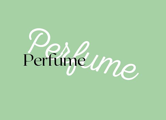 Perfume Wax Melts