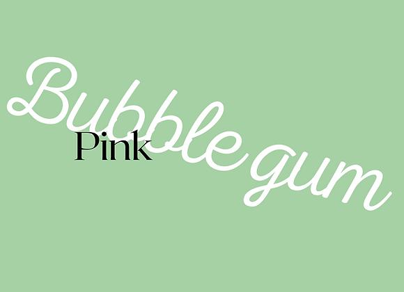 Pink Bubble Gum Wax Melts