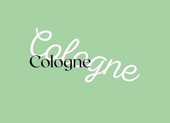 Cologne Wax Melts