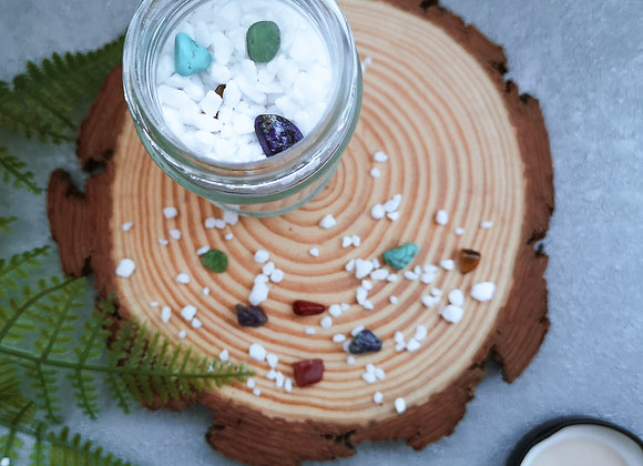 Chakra Scented Salts