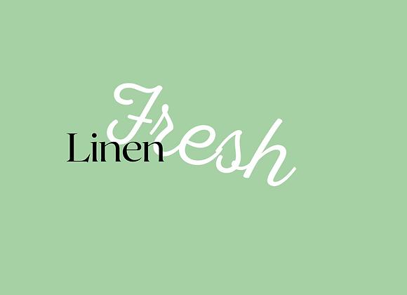 Linen Fresh Wax Melts