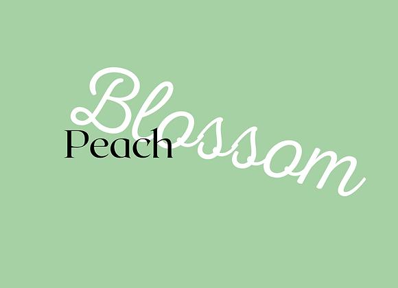 Peach Blossom Wax Melts