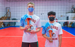 Inferno Cup Freeze Challenge Champions