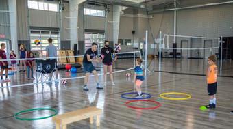 Inferno Blast Camp for Neurodiversity athletes