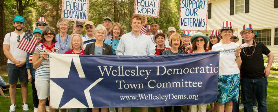 Wellesley-Democratic-Town-Committee-Para