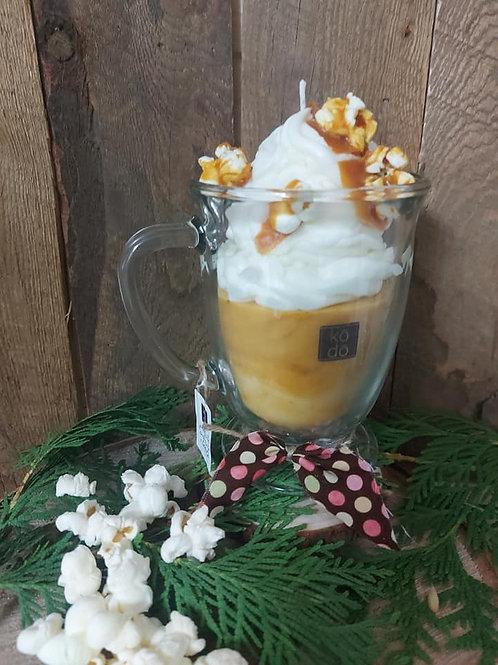 Chandelle kodo 3D Popcorn Caramel