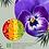 Thumbnail: CHandelle kodo Mûres et violettes