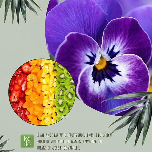 CHandelle kodo Mûres et violettes