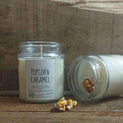 Chandelle Popcorn Caramel 9 oz kodo