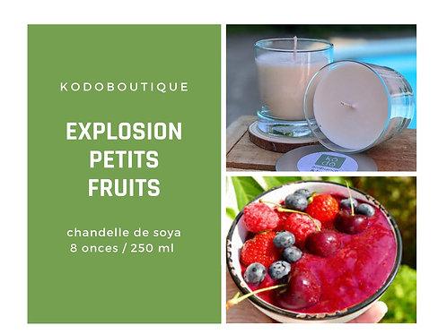 Explosion Petits Fruits