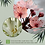 Thumbnail: Chandelle kodo Fleurs de cerisier Japonais