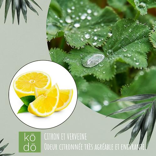Chandelle kodo Citron & Verveine