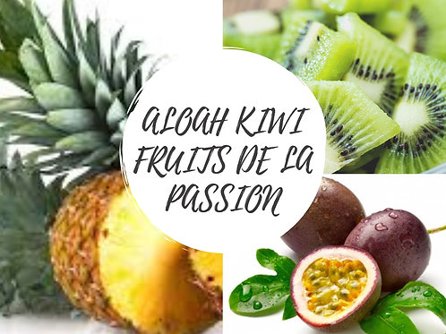 Chandelle kodo ALOAH KIWI FRUITS DE LA PASSION