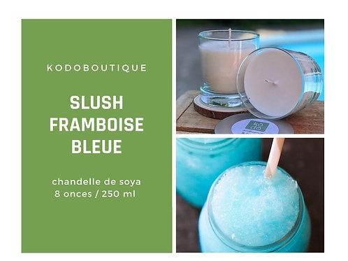 Slush Framboise Bleue