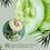 Thumbnail: Chandelle kodo Concombre & Melon