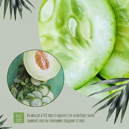 Chandelle kodo Concombre & Melon