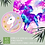 Thumbnail: Chandelle kodo Licornes & CIE