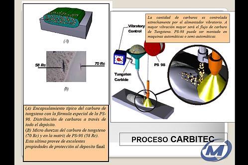 CARBURO DE TUNGSTENO GRANULADO (PRECIO X KILO)