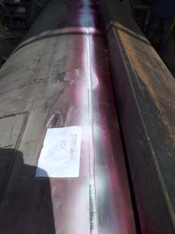 reparacion de horno de secado retortas