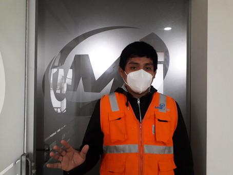 Saludo a los estudiantes metalurgistas